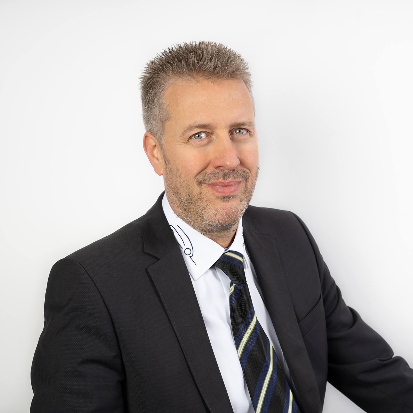 Herr Stefan Straußberger