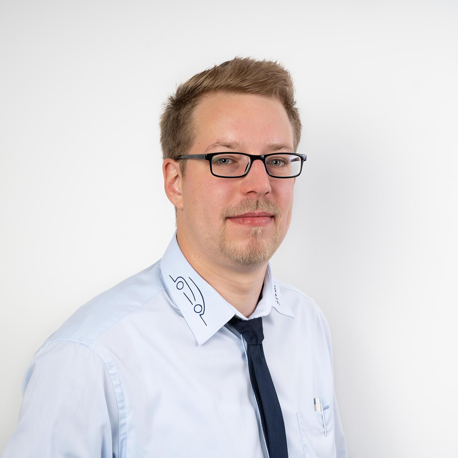 Herr Jörg Waldmann