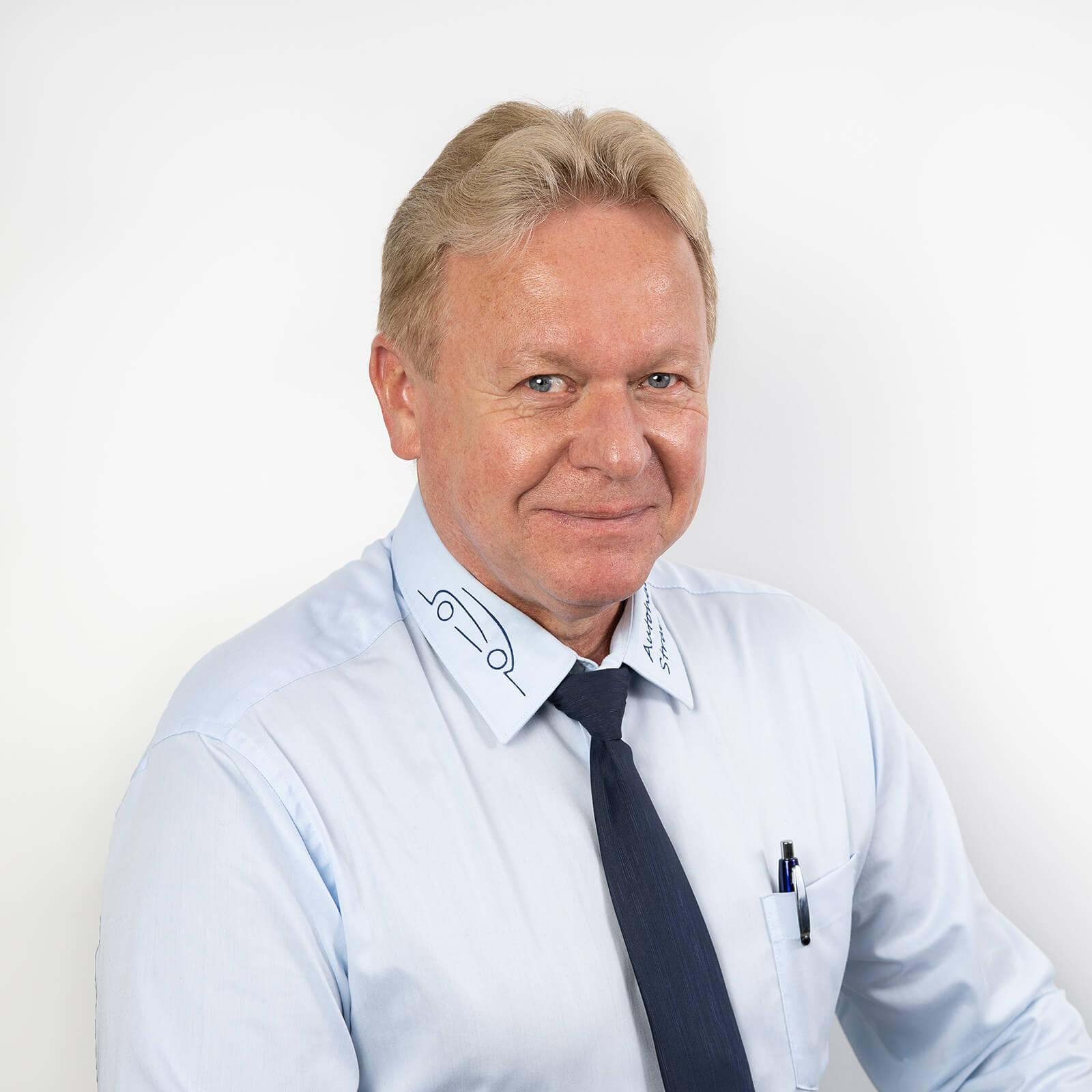 Herr Joachim Michel